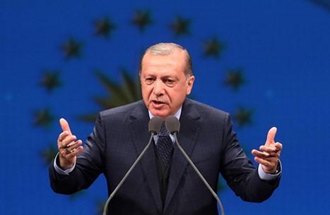 """من هم أعضاء """"تحالف الشر"""" الذين سماهم أردوغان؟"""