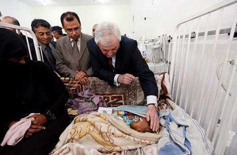 تساؤلات وشكوك إزاء نشاط المنظمات الدولية في اليمن