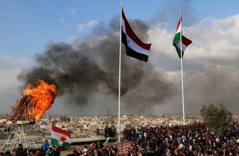 ماذا يعني رفع علم إقليم كردستان العراق فوق محافظة كركوك؟