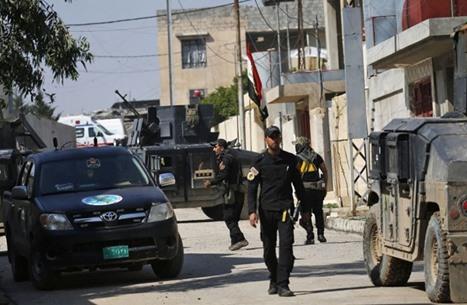 """كم يقدر عدد مقاتلي """"الدولة"""" الباقين بالموصل.. التحالف يجيب"""