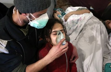 قوى غربية تسعى لإدانة دمشق بهجوم غاز السارين في 2017