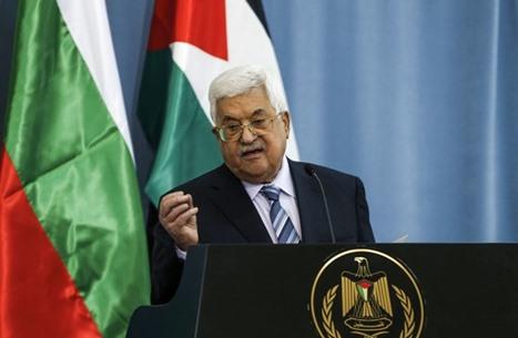 """هكذا قرأت صحف الاحتلال حديث """"عباس"""" بالأمم المتحدة"""
