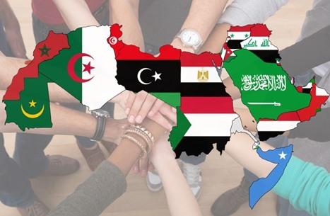 هل يمكنك ترتيب هذه الدول العربية بحسب تاريخ الاستقلال؟ (تفاعلي)