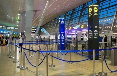 """طفرات كورونا تجبر الاحتلال على إغلاق مطار """"بن غوريون"""""""