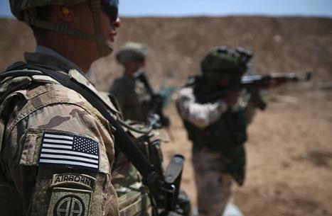 صحيفة: واشنطن عرضت الانسحاب من العراق لقاء اعترافه بإسرائيل