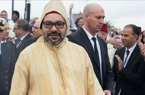 """صحيفة: ملك المغرب لديه شرط لزيارة """"إسرائيل"""""""
