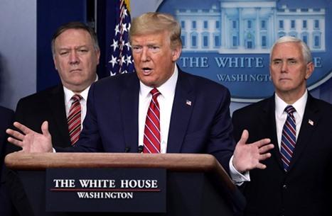 """NYT: منتج تلفزيوني صنع ترامب.. و""""العرض"""" يقترب من نهايته"""