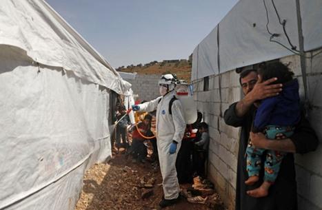 """تسجيل أول حالة """"كورونا"""" بالشمال السوري.. المصاب طبيب"""