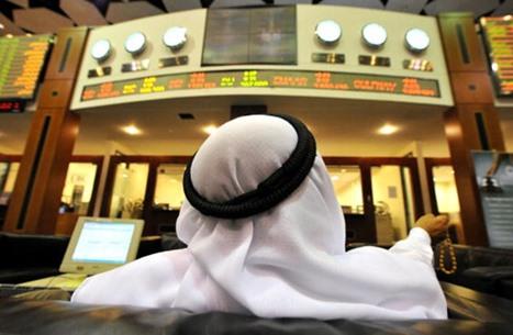 تراجع في البورصات الخليجية إثر إرباك بالأسواق العالمية