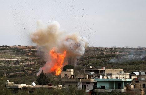 قتيل وإصابات بقصف للنظام على ريف إدلب