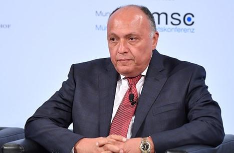 """تركيا ترد على اتهامات وزير الخارجية المصري.. """"أوهام"""""""
