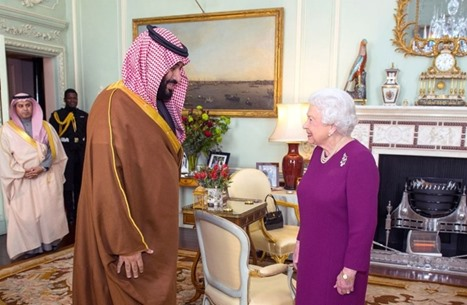 تحقيق: بريطانيا استقبلت مستبدي الشرق الأوسط 217 مرة خلال عقد