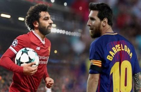 كالديرون يتحدث عن إمكانية ضم صلاح وميسي إلى ريال مدريد