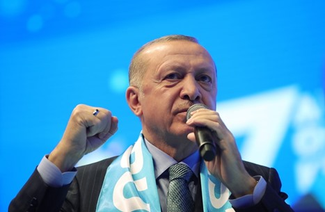 قصيدة بصوت أردوغان للقدس (فيديو)