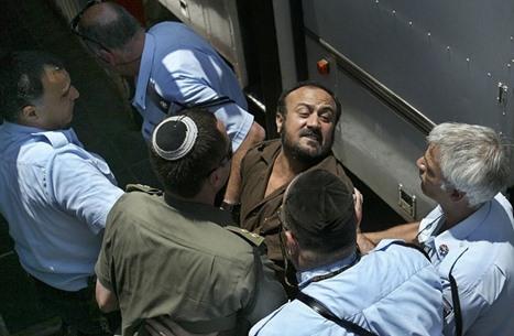 مروان البرغوثي يهاجم السلطة بشدة من داخل السجن