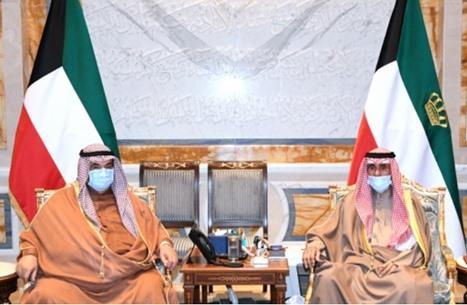 أمير الكويت يعلن تشكيل حكومة جديدة