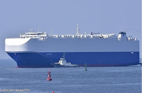 استهداف سفينة إسرائيلية قبالة السواحل الإماراتية