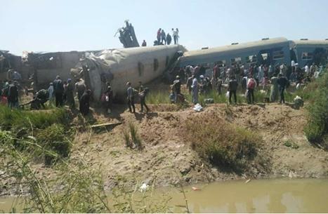 النيابة العامة بمصر تعلن نتائج التحقيقات بحادث قطاري سوهاج