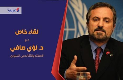 """مفكر سوري: تدهور الأوضاع في سوريا يقود لـ""""ثورة جياع"""""""