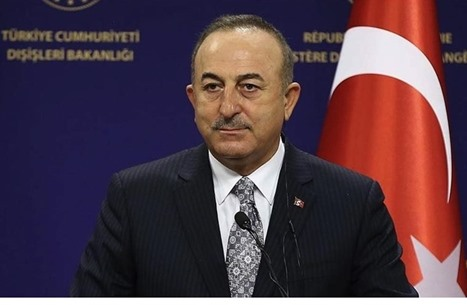 تشاووش أوغلو: قد نشهد زيارات متبادلة مع مصر قريبا