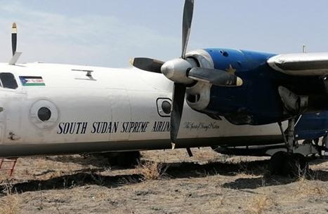 10 قتلى في تحطم طائرة جنوب السودان