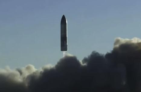 """فشل التجربة الثالثة لـ""""سبيس إكس"""" وانفجار الصاروخ (فيديو)"""