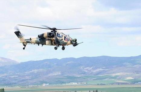 مقتل 10 عسكريين أتراك بتحطم مروحية عسكرية شرق البلاد