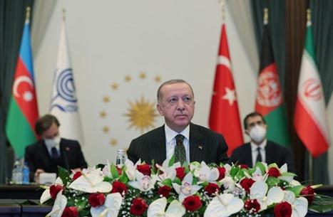 أردوغان يدعو لرفع العقوبات عن إيران والعودة للاتفاق النووي