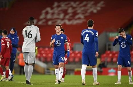 بعد الهزيمة أمام تشيلسي.. ليفربول يحقق أسوأ رقم بتاريخه