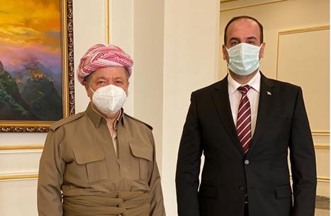 ما أهداف زيارة وفد الائتلاف السوري لإقليم شمال العراق؟