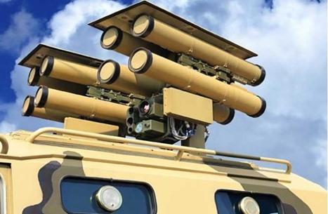 شركة أردنية تستعد لتصنيع صواريخ روسية مضادة للدبابات