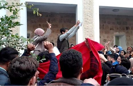 فوز ساحق للاتحاد العام التونسي للطلبة بالمجالس العلمية