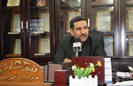 انتحار مدير مؤسسة الشهداء في محافظة البصرة العراقية