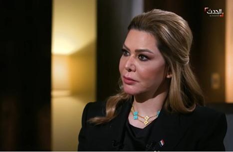 رغد صدام تنفي صحّة صور لابنتها وتنشر الحقيقية (شاهد)