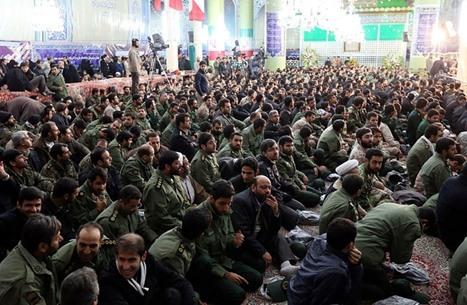 """""""المرصد السوري"""": مليشيات إيرانية تتدرب في دير الزور"""