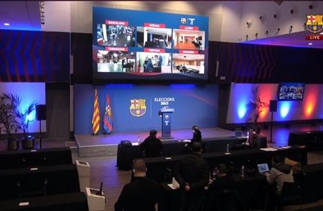 هذا هو المرشح الفائز بانتخابات رئاسة نادي برشلونة