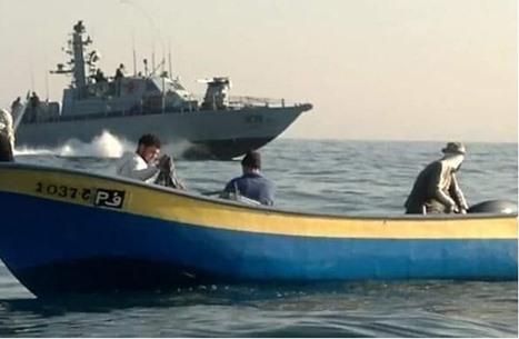 استشهاد 3 صيادين بقصف الاحتلال لمركب جنوب قطاع غزة