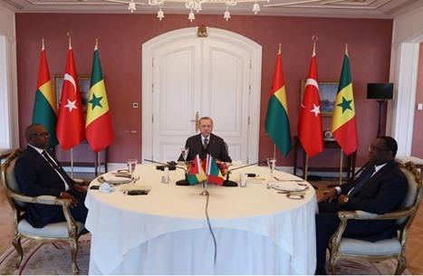 بلومبيرغ: كورونا يقيد طموحات تركيا في أفريقيا