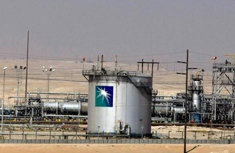 """""""أرامكو"""" تعلن عن تعطل إحدى مضخات توزيع المشتقات البترولية"""