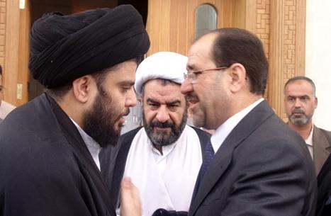 المالكي يطيح بالصدر في بغداد بعد إهانته في البصرة