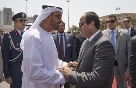"""مصدر مسؤول لـ""""عربي21"""": هذه أسباب زيارة السيسي للإمارات"""