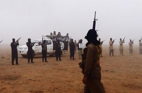 قبليون بسيناء يقتلون محتجزا من تنظيم الدولة بطريقة بشعة