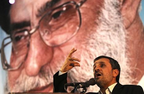 موقع إيراني: انتكاسة جديدة لجهود نجاد لخوض انتخابات الرئاسة