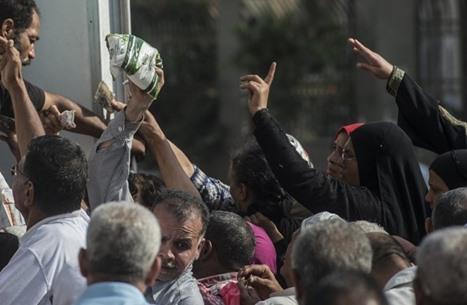 """""""#أزمة_يا_مصر_وتعدي"""" يرصد أزمات المصريين على تويتر"""