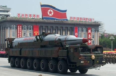 كوريا الشمالية تطلق صاروخا باليستيا.. وواشنطن: فاشل