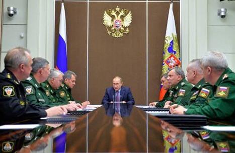 ماذا قال الزعيم السوفييتي السابق غورباتشوف عن بوتين؟