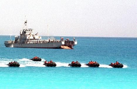 واشنطن تجري تدريبات عسكرية مع مصر هي الأولى بعد الإنقلاب