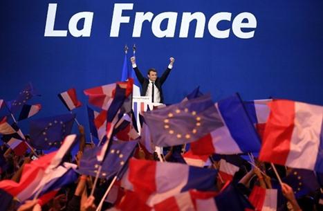 اليورو يرتفع والذهب يتراجع بعد نتائج انتخابات فرنسا