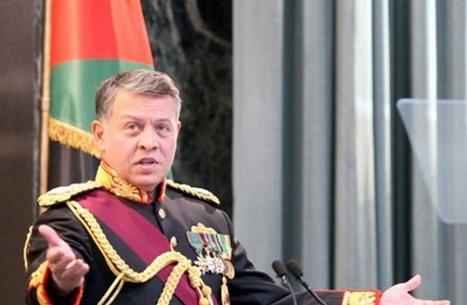 هكذا تحدث ملك الأردن عن التهديدات والتدخل العسكري بسوريا