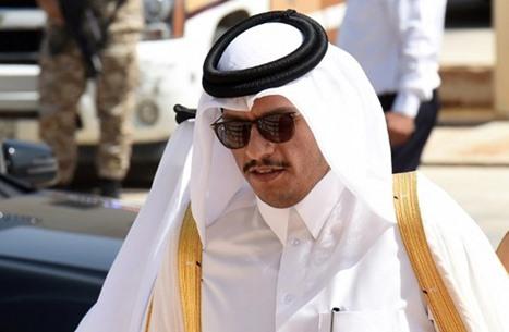 قطر ترد على حديث العبادي عن الأموال التي ضبطت بمطار بغداد